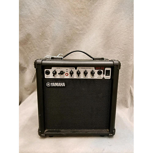 used yamaha ga 15 guitar combo amp guitar center. Black Bedroom Furniture Sets. Home Design Ideas