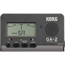 Korg GA-2 Handheld Guitar and Bass Tuner