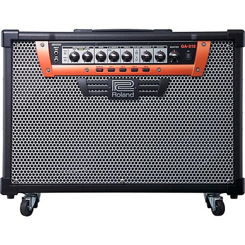 Roland GA-212 2X12 200W Guitar Combo Amplifier Black