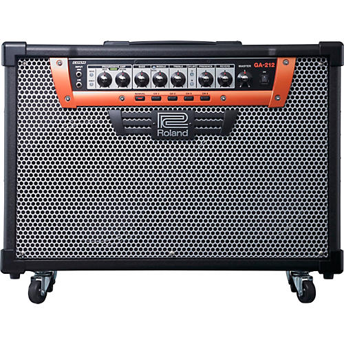 Roland GA-212 2X12 200W Guitar Combo Amplifier Black
