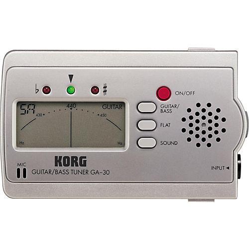 Korg GA-30 Guitar/Bass Tuner