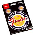 Fender G&A Circle Logo Decal  Thumbnail