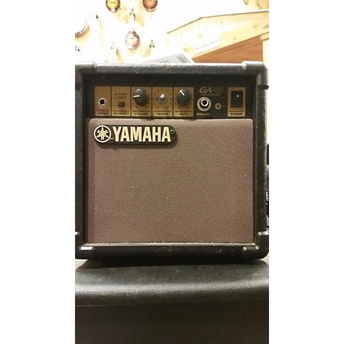 Yamaha GA10 Battery Powered Amp