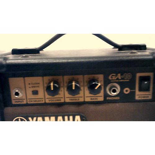 Yamaha GA10 Guitar Combo Amp-thumbnail