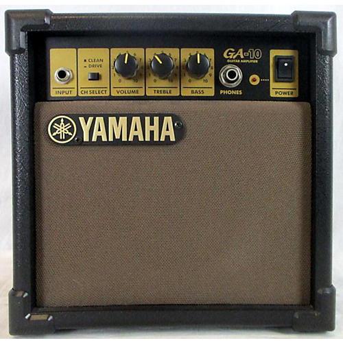 Yamaha Ga Guitar Value