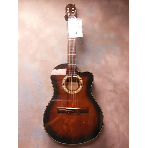 Ibanez GA35TCE-DVS-3R Classical Acoustic Electric Guitar