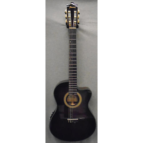 Ibanez GA35TCEDVS Classical Acoustic Electric Guitar