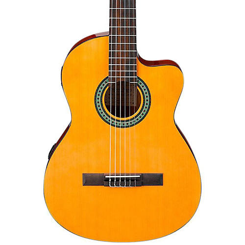 Ibanez GA3ECE Cutaway Acoustic-Electric Guitar-thumbnail