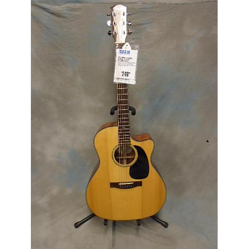 Fender GA43SCE Acoustic Electric Guitar