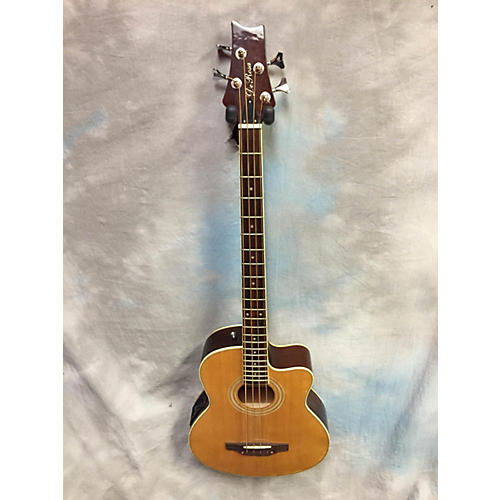 In Store Used GA47B4NT Acoustic Bass Guitar