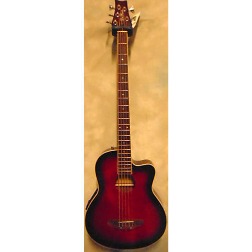 In Store Used GA47B5RDS Acoustic Bass Guitar-thumbnail