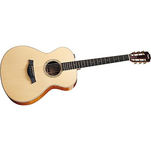 Taylor GA4e Ovangkol/Spruce Grand Auditorium Acoustic-Electric Guitar