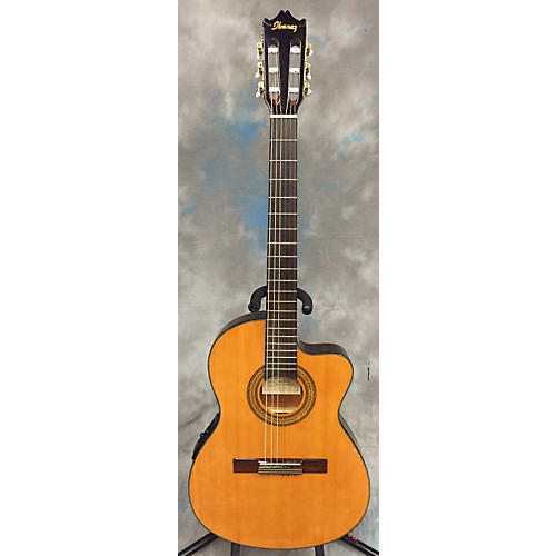 Ibanez GA5TCE Classical Acoustic Electric Guitar-thumbnail