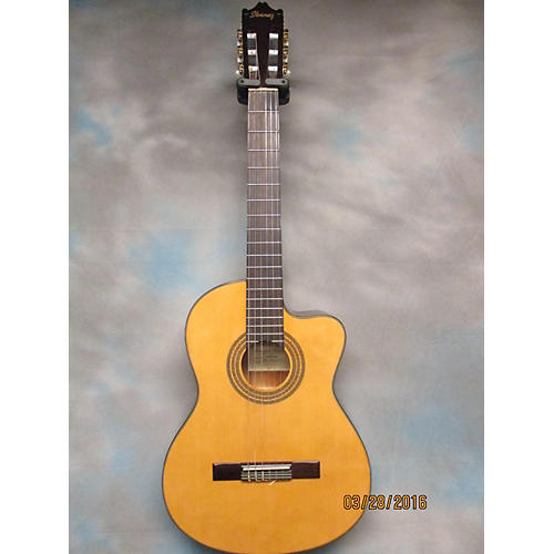 Ibanez GA6CE Classical Acoustic Electric Guitar-thumbnail