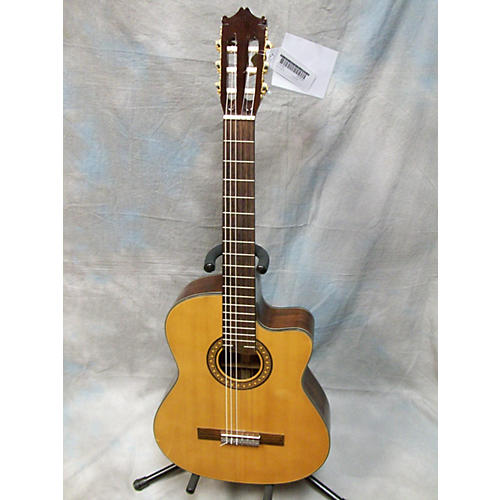 Ibanez GA6CE NATURAL Classical Acoustic Electric Guitar