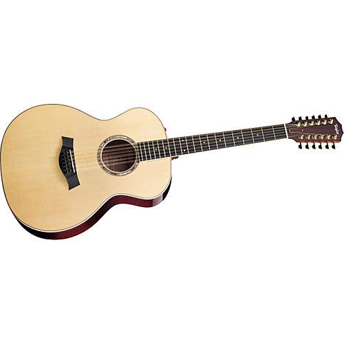 Taylor GA8-12 Grand Auditorium 12-String Acoustic Guitar (2010 Model)-thumbnail