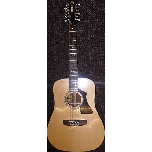 Guild GAD-G212E NAT 12 String Acoustic Electric Guitar