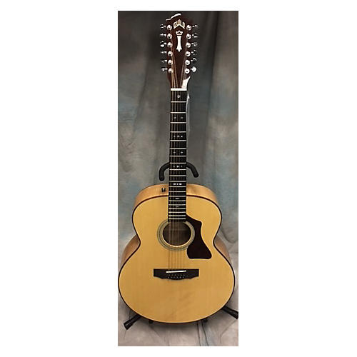Guild GAD JF30-12E 12 String Acoustic Guitar
