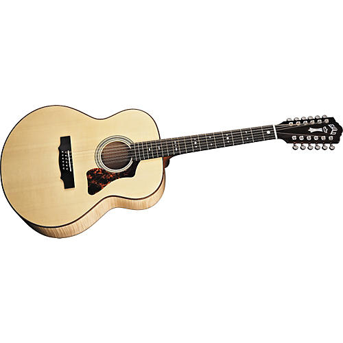 Guild GAD-JF3012E Jumbo 12-String Acoustic-Electric Guitar-thumbnail