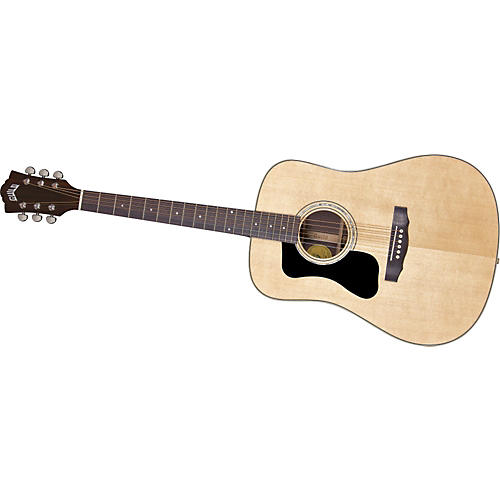 Guild GAD Series D-150L Left-Handed Dreadnought Acoustic Guitar