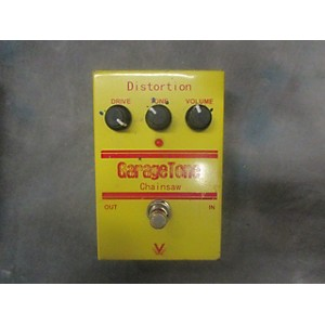 Pre-owned Visual Sound GARAGE TONE CHAINSAW Effect Pedal by Visual Sound