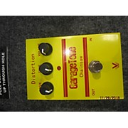 Visual Sound GARAGETONE CHAINSAW Effect Pedal