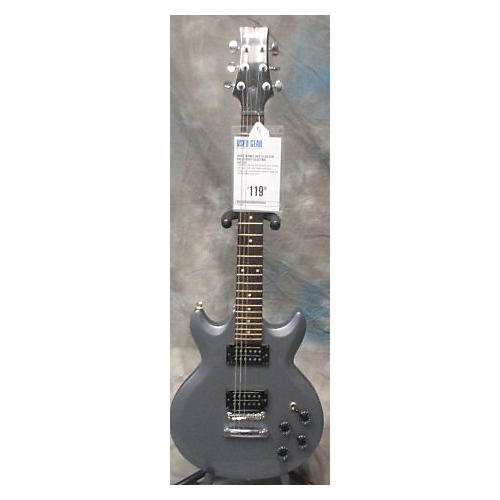 Ibanez GAX70 Silver Solid Body Electric Guitar-thumbnail