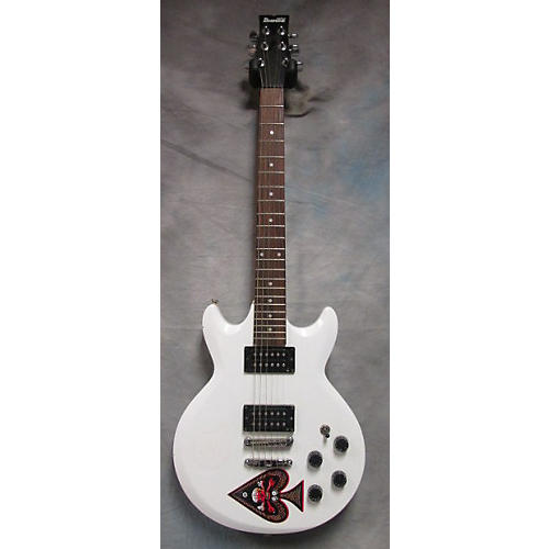Ibanez GAX70 White Solid Body Electric Guitar