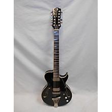 Luna Guitars GAZELLE ATHENA 12 STRG Hollow Body Electric Guitar