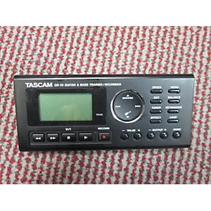 Pre-owned Tascam GB-10 Guitar/Bass Trainer/Recorder Tuner by TASCAM