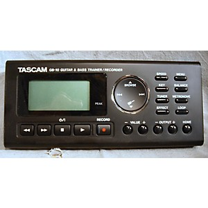 Pre-owned Tascam GB-10 MultiTrack Recorder by TASCAM