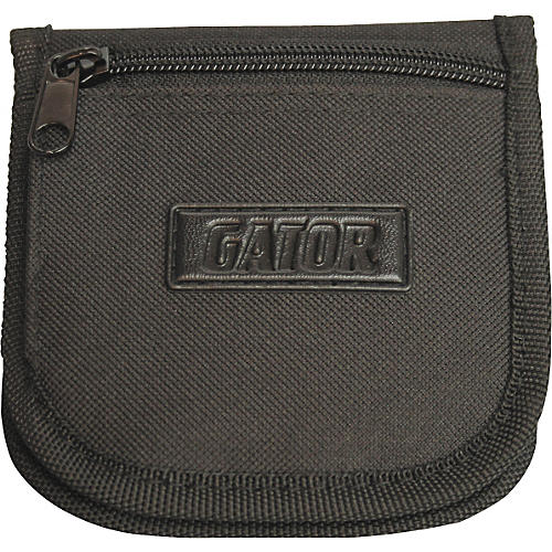 Gator GB-2-MPC-SM Case for 2 Brass Instrument Mouthpieces-thumbnail