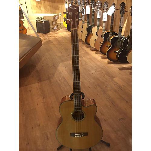 Fender GB-41SCE NAT Acoustic Bass Guitar