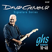 GHS GB-DGF David Gilmour Signature Blue Set Electric Guitar Strings