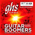 GHS GB-LOW Boomers Low Tune Electric Guitar Strings-thumbnail