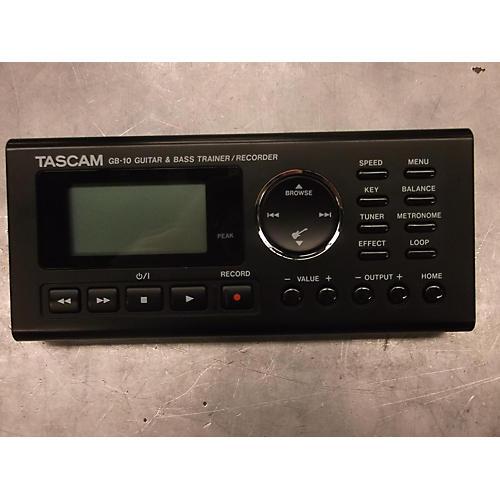 Tascam GB10 RCDAC REC-PRP TAP MEDIA