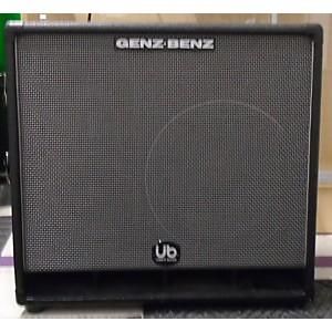 Pre-owned Genz Benz GB1288T-UQ Uber Quad 1x12 / 2X8 Bass Cabinet by Genz Benz