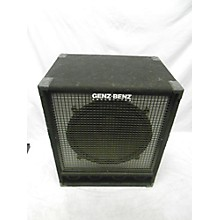 Genz Benz GB18B 8Ohm 1x18 Bass Cabinet