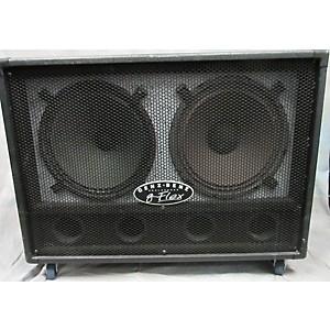 Pre-owned Genz Benz GB212 G FLEX 2X12 150 Watt 4ohm Guitar Cabinet by Genz Benz