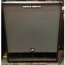 Genz Benz GB212T-UB Uber Bass 600W 2x12 Bass Cabinet
