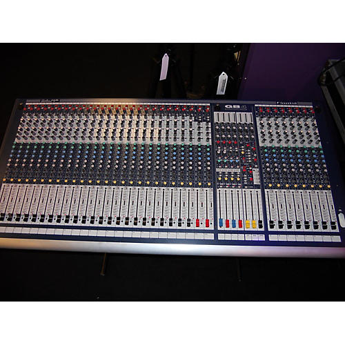 Soundcraft GB4 32CH Unpowered Mixer-thumbnail