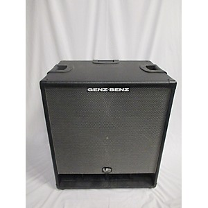 Pre-owned Genz Benz GB410T 4Ohm 4x10 Bass Cabinet by Genz Benz