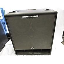 Genz Benz GB410T-UB-4 Bass Cabinet