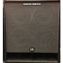 Genz Benz GB410T-UB Bass Cabinet