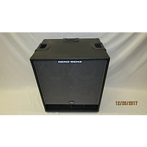Pre-owned Genz Benz GB410T-UB Bass Cabinet by Genz Benz