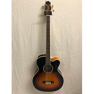Pre-owned Takamine GB72CE Acoustic Bass Guitar