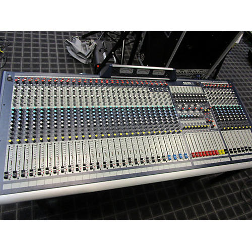 Soundcraft GB8 32 Channel Unpowered Mixer