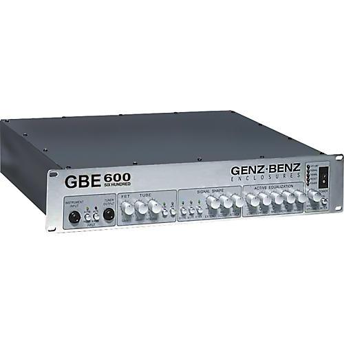 Genz Benz GBE 600 625W Rackmount Bass Head