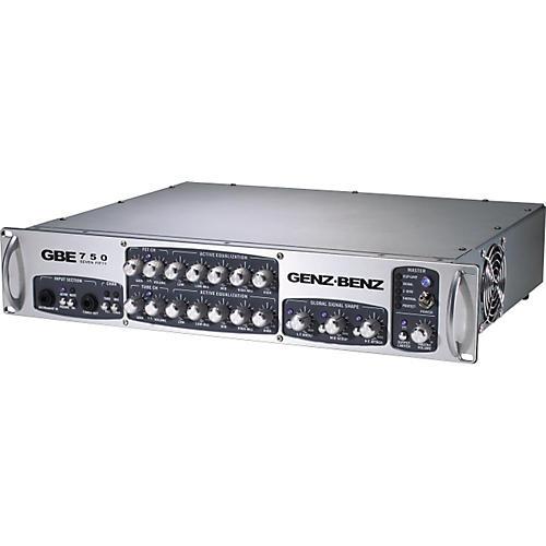 Genz Benz GBE 750 Bass Amp
