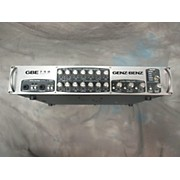 Genz Benz GBE 750 Tube Bass Amp Head